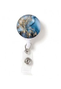 Name Badge Reel From Space