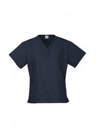 Biz Womens Classic Scrub Top H10622