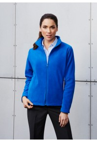 Biz Micro Fleece Womens Jacket PF631