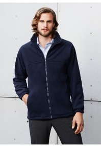 Biz Micro Fleece Mens Jacket PF630
