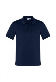 Biz Aero Mens Polo Navy P815MS