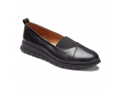 Vionic Linden Loafer Black